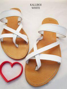 Women S Shoes Vegan Product Greek Sandals, White Sandals, Leather Sandals, Toe Ring Sandals, Toe Rings, Real Leather, Soft Leather, Shoes Too Big, Designer Sandals