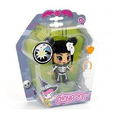 PinyPon - Terror figures - Skeleton NEW FOR 2014
