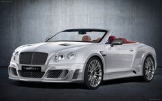 mansory bentley continental gt 2012