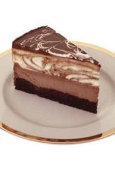 Chocolate Tuxedo Cream Cheesecake | Cheesecake Factory Copy Cat Recipe