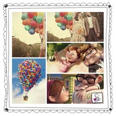 Up collage