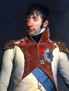 Louis Bonaparte was given the throne of Holland, but his reign only lasted for four years because he put Holland's interests above France's. Military Officer, Military Art, Military History, Empress Josephine, Napoleon Josephine, Battle Of Waterloo, French Army, French Revolution, Napoleonic Wars
