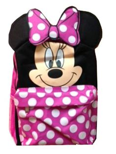 Minnie Mouse Face  12 Inches  BRAND NEW >>> Learn more by visiting the image link.
