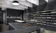 An archive of Aesop spaces: www.taxonomyofdesign.com