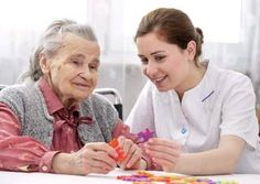 Those who work with dementia patients live for moments where there is mutual understanding and comfort, experts say. Best practices include improving mobility through light exercise and focusing on qu