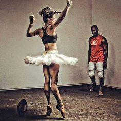 Misty Copeland -first African-American lead, American Ballet Theater