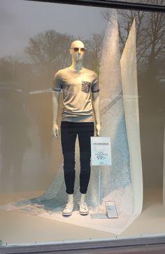 H&M spring 2014.
