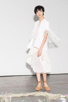 Raquel Allegra Spring 2016 Ready-to-Wear Fashion Show