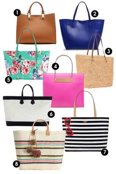 This spring, make a statement with bright accessories. Shop these 8 tote bags and 8 other purse trends this season.