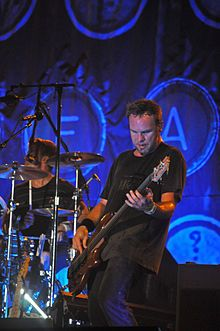Jeffrey Allen Ament is an American musician who serves as the bassist for the American rock band Pearl Jam.