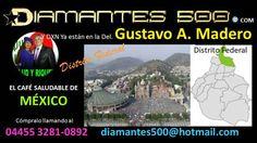 DXN Gustavo A Madero Diamantes 500