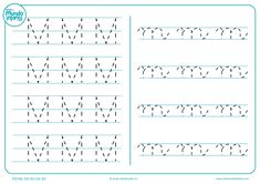 Fichas de gramotricidad con letras - Mundo Primaria Periodic Table, Sheet Music, Education, Israel, Kids Learning Activities, Educational Activities, Teaching Supplies, Early Education, Wire
