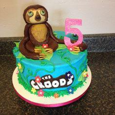 Croods Cake