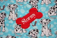 REVERSIBLE Pet Blanket Dog Blanket Fleece Custom Embroidered with Dog Name Puppy Personalized pet blanket personalize puppy blanket by RedBobbinDesigns on Etsy