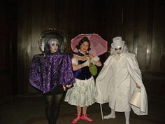 Haunted Mansion Halloween Costumes!