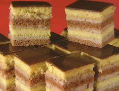 Torte i kolači kokteli slatka jela najbolji recepti za kolače sa slikama recept kremasti kolaci: Bajadera recept sa slikom