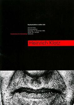 Graphic Design HfG/Karlsruhe by Alki1, via Flickr