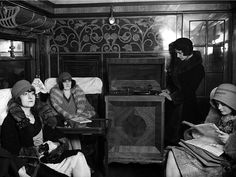 Back Then, Traveling Was Friendlier: 19 Interesting Vintage Photos That Show How Glamorous Train Travel Used To Be ~ vintage everyday