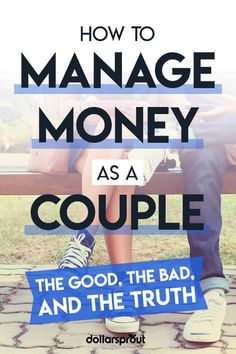 Money can be a taboo subject in relationship. It's awkward, intense and generally not fun to discuss. But it doesn't have to be that way. Here are 11 tips from a personal finance expert that'll help married (or unmarried) couples alike broach the subject of saving, splitting and managing their finances. Budgeting Finances, Budgeting Tips, Ways To Save Money, Money Saving Tips, Money Tips, Saving Ideas, Money Budget, Faire Son Budget, Tabu