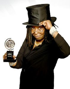 The Daily Grind: Whoopi Goldberg talks about hosting the Tonys ...