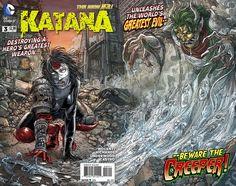 Comic Book Review: Katana #3