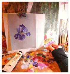 Fine Art, Tote Bag, Bags, Painting, Handbags, Carry Bag, Taschen, Painting Art, Tote Bags