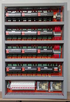 Electrical Installation, Electrical Wiring, Electrical Circuit Diagram, Cable Management, Electronics Projects, Home Automation, Smart Home, Interior Architecture, Engineering