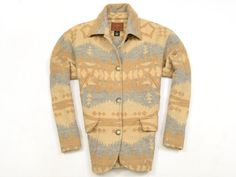 RALPH LAUREN Country Southwestern Small RRL doule rl indian navajo