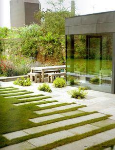 pavement with grass - Google 搜索
