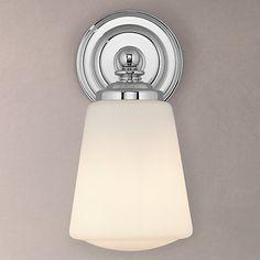 Buy ASTRO Anton Bathroom Wall Light Online at johnlewis.com
