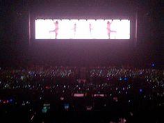 Beyoncé Backdrop At Mrs Carter Show World Tour LG Arena Birmingham 24.2.2014