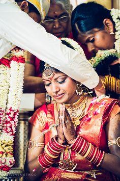 thali tying - divine method photography