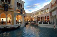 venetian casino. las vegas.