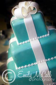 Beautiful Tiffany Cake :)