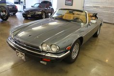 Cars Dawydiak 1989 Jaguar XJ-Series XJS - |