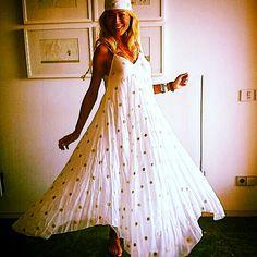 Whistle dress by Hippy Heart. Ibiza
