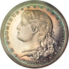 Here's how American coins developed.