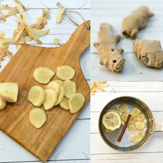 Ginger Root Tea Recipe To Boost Metabolism Best Smoothie Recipes, Good Smoothies, Tea Recipes, Coffee Recipes, Recipies, Benefits Of Drinking Ginger, Ginger Benefits, Health Benefits, Health Tips