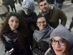 #carneval #masks # #costume #creepy #life #instamood #picoftheday #movie #party #holiday #instamoments #weekend #ghost #like4like #portraiture #believe #nofilter #selfiee #followme #friendsforlife #follow4follow #coldday #amazing #friend #goodmusic #prilaga #smile #songs