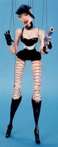 Don Becker Puppets
