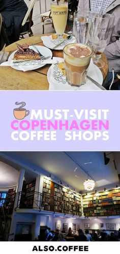 Sam added to itinerary | 7 Copenhagen Coffee Shops You Have To Visit