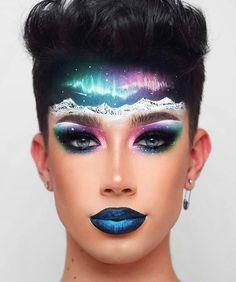 Ideas eye makeup art james charles for 2019 Cool Makeup Looks, Crazy Makeup, Eye Makeup Art, Eyeshadow Makeup, Mauve Makeup, Contouring Makeup, Purple Makeup, Fairy Makeup, Makeup Stuff