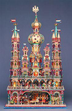Polish Christmas crib, #Krakow