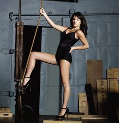 I love Lea Michele from Glee!