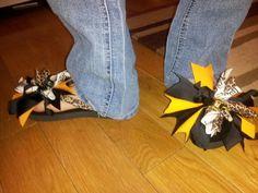 Cheer toes