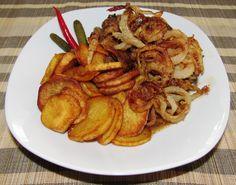 Hagymás rostélyos - St.Rosine Bacon, Food And Drink, Keto, Pork Belly
