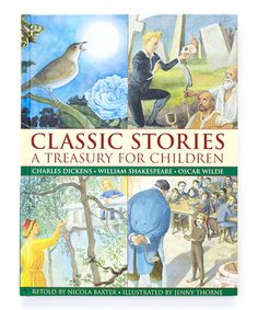 Another great find on #zulily! Classic Stories: A Treasury for Children Hardcover #zulilyfinds