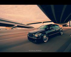 Lexus rolling shot  www.stanceworks.com