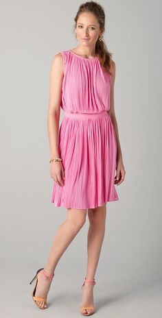 Tibi Sleeveless Dress