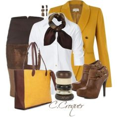 Yellow&Brown